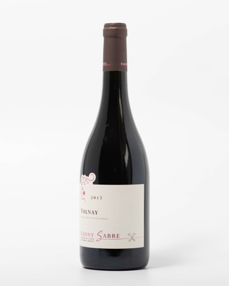 Fanny sabre rouge volnay 2017 3