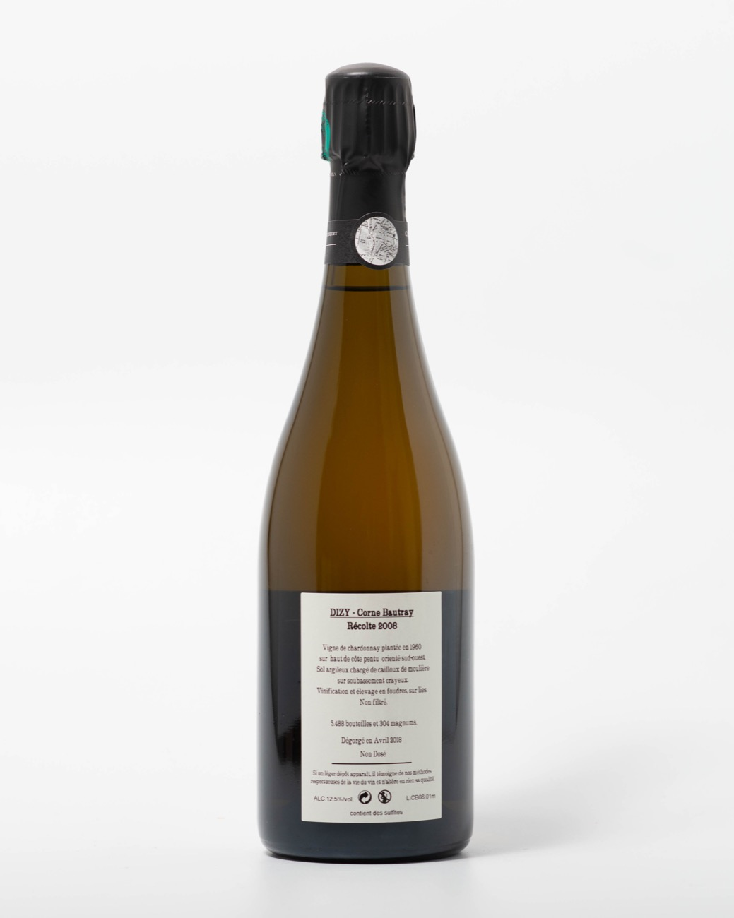 Jacquesson sizy corne bautray 2008 2