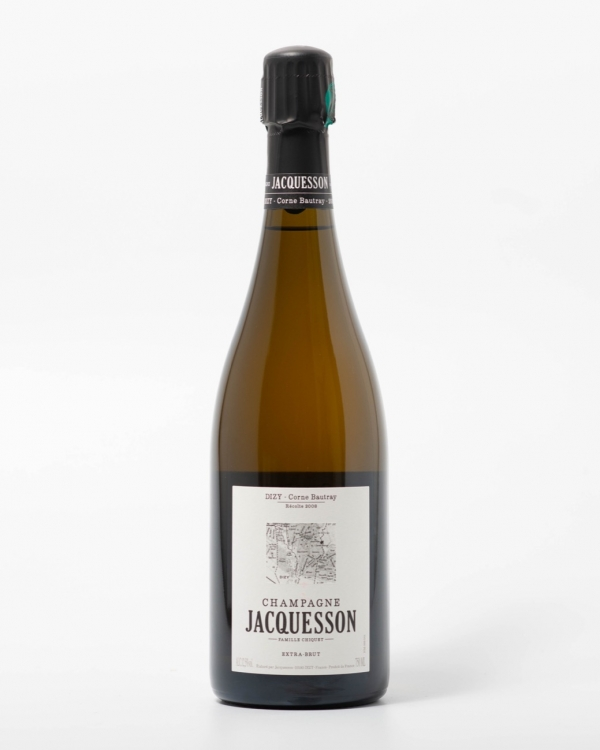 Jacquesson sizy corne bautray 2008
